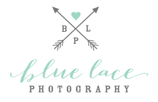 Blue Lace Photography logo